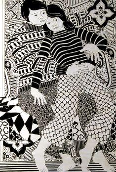 Norman Gilbert : Black & White