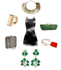 Baubles Inspiration for the Holidays with Chairish by kraft&mint #fashion #chairish #inspiration #vintage #jewelry