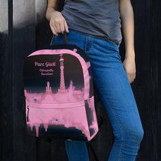Designer Backpacks, Barcelona, Accessories, Park