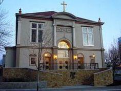 Holy Rosary Church, Portland Oregon// My future wedding venue.