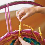 hoola hoop t-shirt rug
