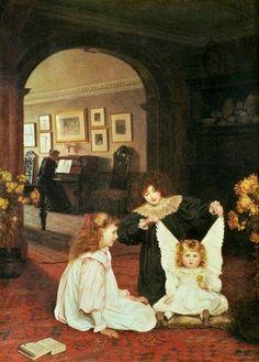 Jessica Hayllar (British painter) 1858 - 1940