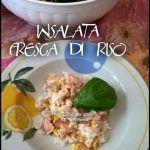 Insalata+fresca+di+riso.Gustoso+e+versatile.+Come+portare+in+tavola+un+piatto+completo+in+trenta+minuti.