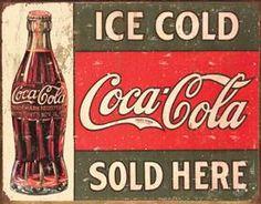 Coca-Cola 1916 Sign $28