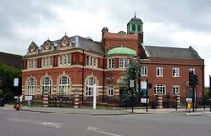 Dulwich Library