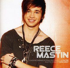 Reece Mastin - Reece Mastin, Black
