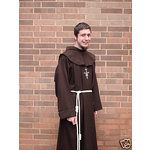 Catholic Monk Robes | MONK ROBE, MONKS HABIT, FRANCISCAN, CATHOLIC VESTMEN (04/30/2008)...
