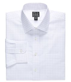 Traveler Tailored Fit Spread Collar Dress Shirt  2 for $95