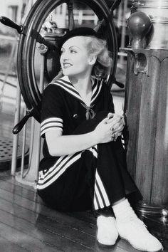 anothersideofthecinema:  Carole Lombard, 1934