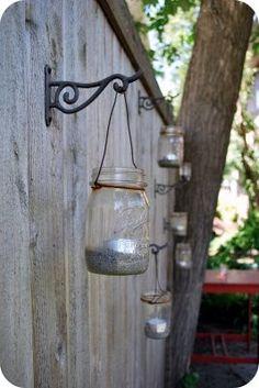 Cute idea for backyard