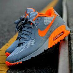 buy popular 48d50 d423f Airmax Shoes Sneakers, Sneaker Heels, Adidas Shoes, Orange Sneakers, Cheap  Nike,