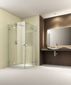 in diesem minibad findet waschbecken wc und dusche platz dank der komplett wegklappbaren. Black Bedroom Furniture Sets. Home Design Ideas