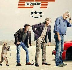 Grand Tour Season 2 promo Seinfeld, Top Gear Funny, Clarkson Hammond May, Funny Memes, Jokes, Hilarious, James Richards, Top Tours, Jeremy Clarkson