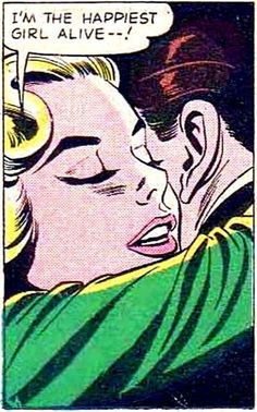 Image about love in Comics / Pop Art by Xaroula Vatmanidou Roy Lichtenstein, Comics Love, Comics Girls, Andy Warhol, Comic Books Art, Comic Art, Background Cool, Pop Art Vintage, Vintage Romance
