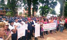 @HogarDeLaPatria : RT @MinMujer: Alzamos la voz en contra de la oposición misógina y sus actitudes insultantes #RevoluciónEsMujer