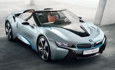2014 BMW i8 #luxury sports cars