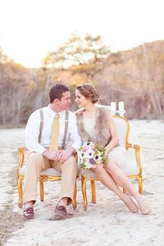 Gorgeous styled shoot!