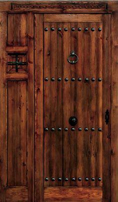 Mejores 29 im genes de puertas principales portones en for Puertas de madera y hierro antiguas