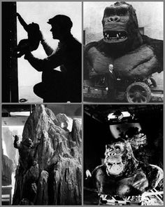 King Kong (1933) - behind the scenes