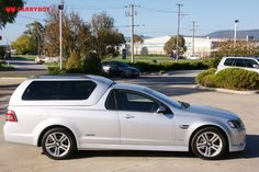 Holden VE Commodore Ute With Canopy