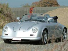 """PGO Speedster II - Porsche 356 Speedster """"Tribute"""""""