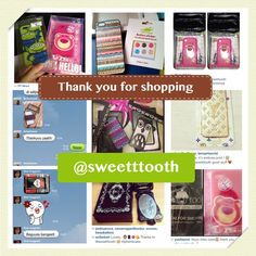 Thank you for shopping :)