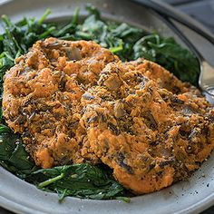We have a winner! Congratulations to Mellissa Y! You won the Pashen Bars! The midwest is hunkering down for a blizzard, the east is digging out from one and here in California, it is cold and rainy. A great time for these delicious, easy savory Sweet Potato Patties! This recipe is part of our cooked... READ MORE