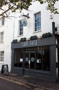 The Coal Shed, Brighton Restaurant - External Shot