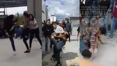 2 Gadis Remaja Bertumbuk Di Ipoh Parade Macam Pesta Jadi Viral http://ift.tt/2uwxFJe