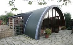 quonset hut houses - Google Search