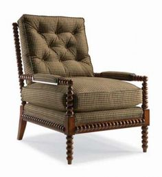 Hickory White - 4872-01 exposed wood chair