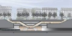 """Résultat de recherche d'images pour """"coupe métro"""""""