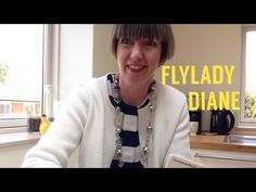 Flylady Diane - join in our Declutter Challenge! Just one item per day for 40 days. Any extra items. Flylady Zones, The Final Countdown, Baby Steps, Declutter, Join, Challenges, Youtube, Organizing Life, Organisation