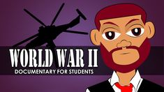 Watch a World War 2 Documentary for Children. World War 2 for Kids in El...