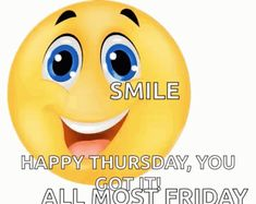 Thursday Gif, Happy Thursday Quotes, Happy Holidays Quotes, Perfect Emoji, Funny Emoji Faces, Merry Christmas Images, Good Morning Gif, Animated Gif, Gifs