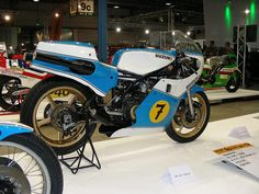 Suzuki 500 gp. photo, galpalu's photostream