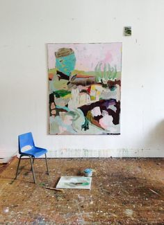 Anne-Sophie Tschiegg - work in process