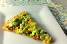 Southwest Breakfast Pizza Recipe