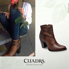 Una mujer Cuadra siempre va un paso adelante #YoSoyCuadra