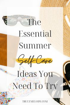 Summer Self-Care Should be high on your priority list. Add these easy self-care tips to your day and let it be the highlight of your Summer. #Selfcare #Selflove #SummerSelfCare #LoveLife #PersonalDevelopment  #SelfImprovement #SelfGrowth  #Personal Growth #Love #Self Love #Confidence #Happiness Make You Feel, How Are You Feeling, Let It Be, List Add, Priorities List, Self Care Routine, Love Signs, Feeling Overwhelmed, Guilt Free