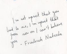 Quote by Nietzsche