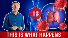In this video, I'm going to talk about the relationship between the coronavirus and your lungs. Palmer College Of Chiropractic, Doctor Of Chiropractic, Dr Eric Berg, Dr Berg, Lose Weight In A Week, How To Lose Weight Fast, Acute Respiratory Distress Syndrome, White Blood Cells, Dr Axe
