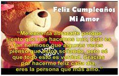 Tarjetas de cumpleaños para mi Esposo | Tarjetas de Cumpleaños Happy B Day, Happy Birthday Wishes, Love And Marriage, Love Quotes, My Love, Allan, Screen Wallpaper, Orlando, Google