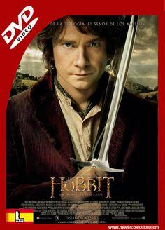 El Hobbit. La Trilogía DVDrip Latino ~ Movie Coleccion