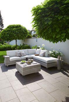 Relaxsessel garten bauhaus  Findet Euer perfektes Gartenmöbel-Set - bei BAUHAUS. | Balkon ...