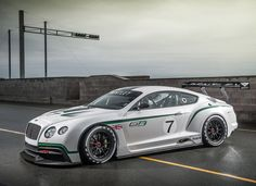 Bentley Continental GT3 : Que la fête commence !