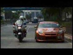 Chinese Drift video nissan 350z - YouTube