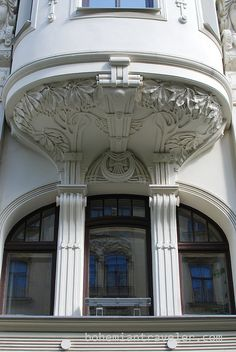 Eisenstein Art Nouveau Riga, Latvia