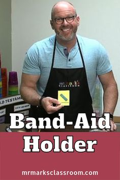Kids can make a band-aid holder. Kids can keep it in their backpack and have it available if they need one or if an opportunity comes up to help a friend in need. #KidMin #LoveInAction #KidsCraft #MrMarksClassroom Mission Projects, Love Is An Action, Band Aid, Activity Centers, Holiday Crafts, Teacher Gifts, Opportunity, Backpack, Classroom