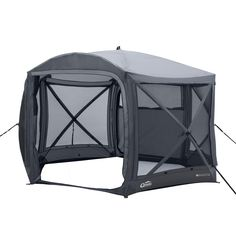 Qeedo Quick Hub 20 Pop Up Pavillon x 380 cm), Pavillon Camping, Event Shelter & Vorzelt wasserdicht Van Camping, Camping Hacks, Foodtrucks Ideas, Cheap Camping Gear, Pavilion Grey, Carport Canopy, Gazebo Roof, Monospace, Kombi Home